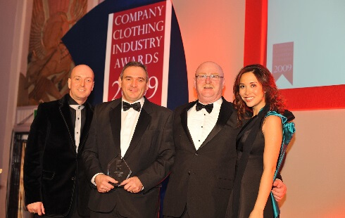Company Clothing Industry Awards 2009