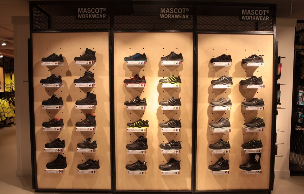 Naarden, The Netherlands - Showroom - FOOTWEAR FLEX - 2018