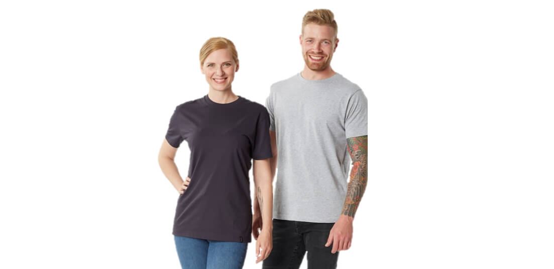 2019 - Modellen, Man, Vrouw, Sustainable products, T-shirts