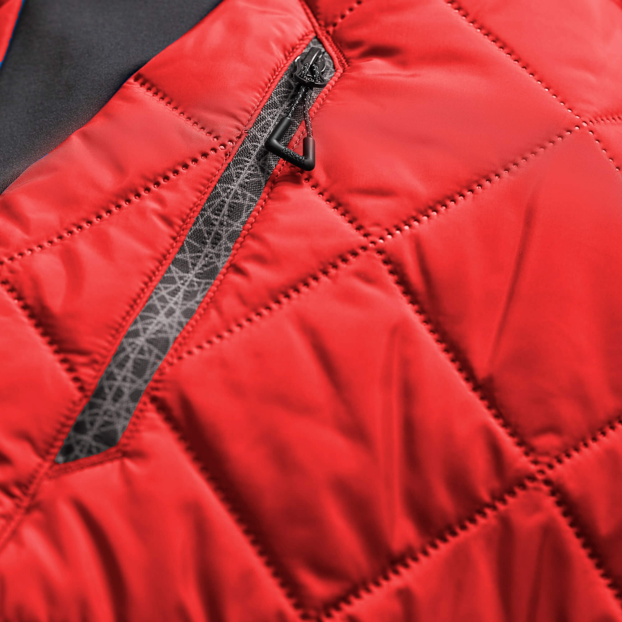 Thermokleding - Rood - Detail - MASCOT® ACCELERATE