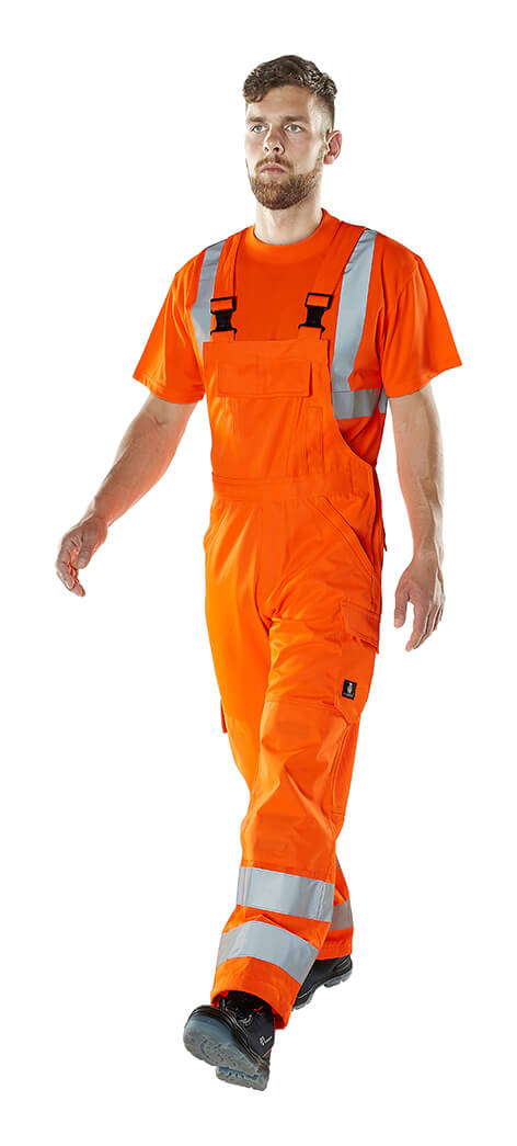 Amerikaanse hi-vis overalls & T-shirt - MASCOT® SAFE LIGHT - Model