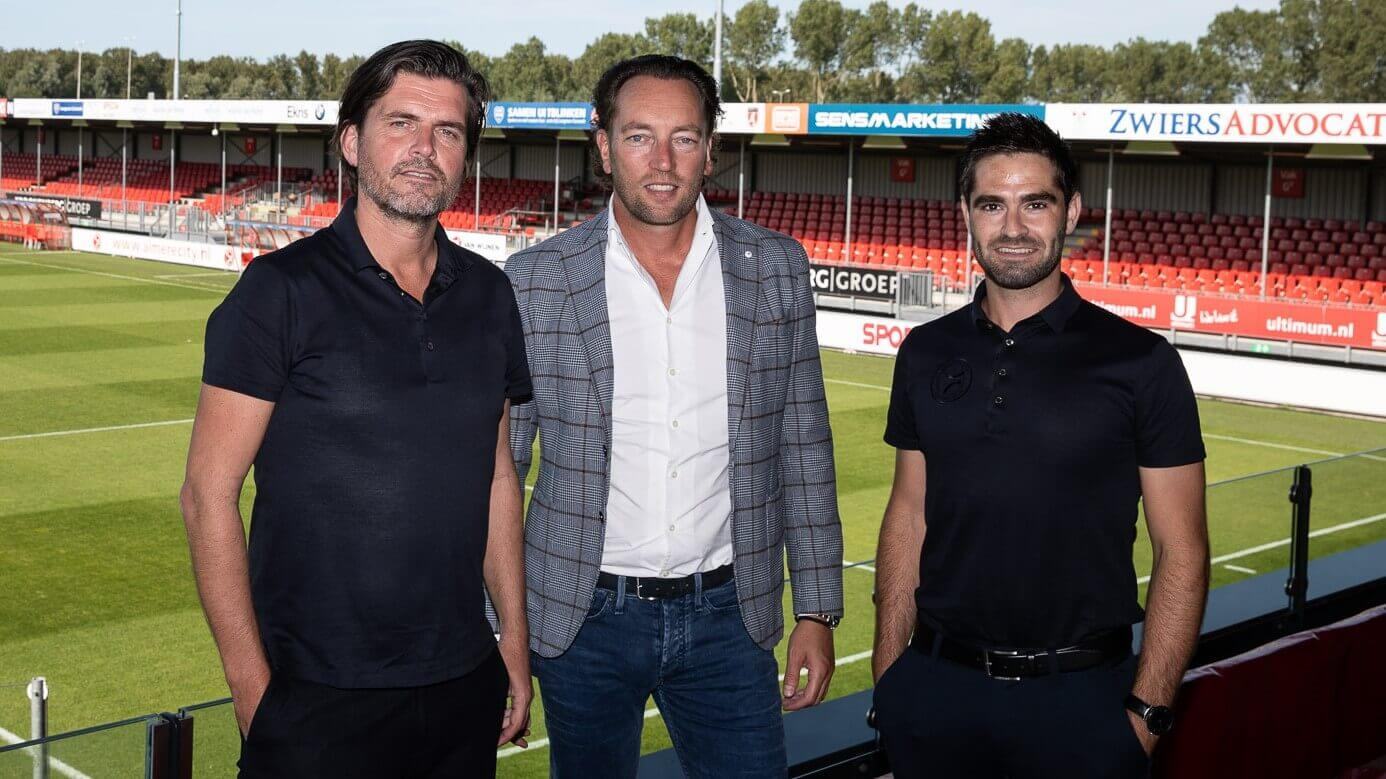 MASCOT® WORKWEAR Business partner van Almere City FC