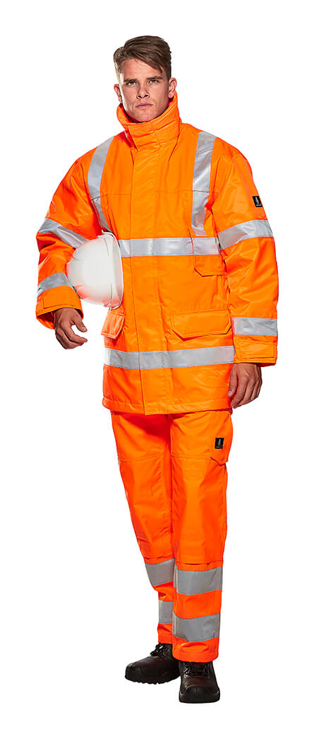 MASCOT® SAFE LIGHT Winterkleding - Hi-vis oranje - Model