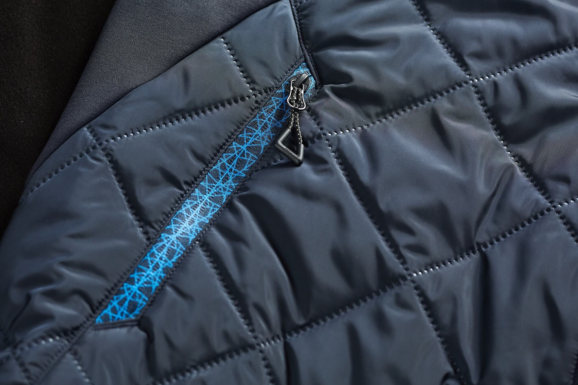 Marineblauw - Detail - MASCOT® ACCELERATE - Thermokleding