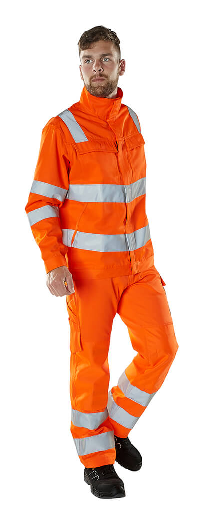 Hi-vis oranje - Veiligheidskleding - MASCOT® SAFE LIGHT - Model